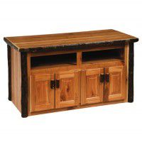 Hickory Widescreen TV Stand
