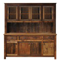 Grand Barn Wood Hutch