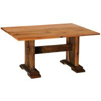 Harvest Barn Wood Dining Tables