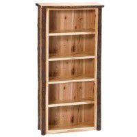 Hickory Medium Bookshelf