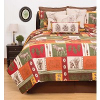 Keaton Forest Quilt Set