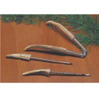 Antler Nut Cracker Set