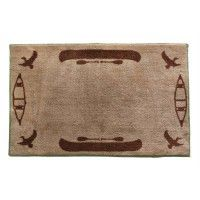Canoe kitchen and bath rug
