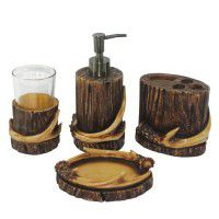 Antler 4 Piece Bath Set