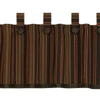 Wilderness Ridge Tab Top Valance