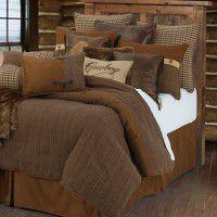 Crestwood Cowboy Bedding