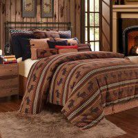 Bayfield Moose Duvet Sets