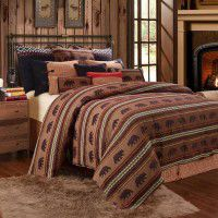 Bayfield Bear Duvet Sets