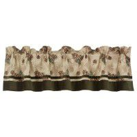 Forest Pine Valance