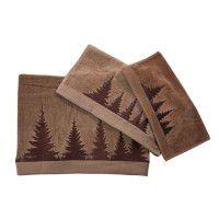Clearwater Pines Towel Set