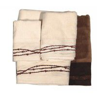 Barbwire Towel Sets