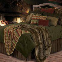 Wilderness Ridge Rustic Bedding