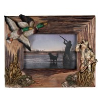 Duck Hunting Picture Firwood Frame 4x6