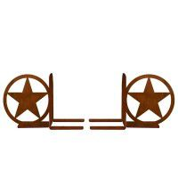 Texas Star Book Ends