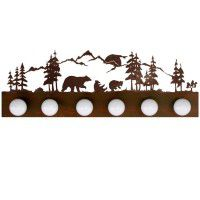 Bear Family Strip Lights - 2 Sizes Available