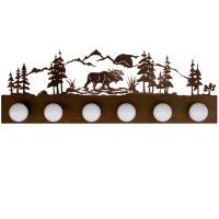 Mountain Moose Strip Lights - 2 Sizes Available