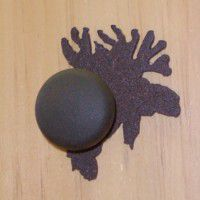 Moose Head Cabinet Knobs