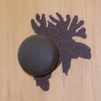 Etonnant Moose Head Cabinet Knobs