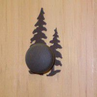 Pine Tree Knobs