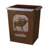 Elk Waste Basket