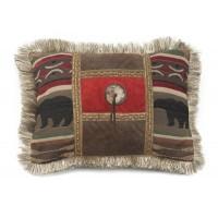 Backwoods Pillow 16 x 20