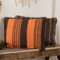 Jessica Jacquard Decor Pillow -CLEARANCE