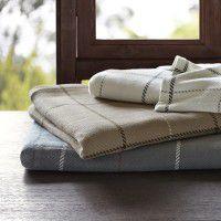 Wilton Cotton Blanket