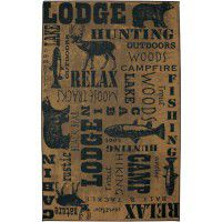Rustic Escape Area Rugs