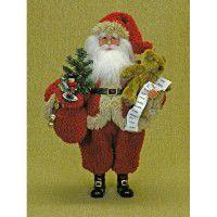 Christmas Past Santa