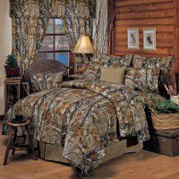 All Purpose Camouflage Bedding