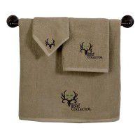 Bone Collector Towel Set - 3 Pcs
