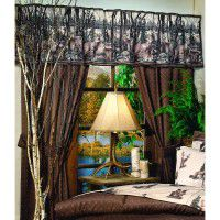 Whitetail Dream Drapes & Valances