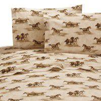 Wild Horses Sheet Sets