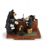 Little Helpers Figurine bear