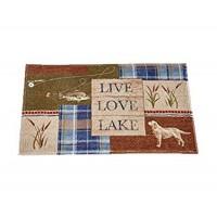 Live Love Lake Rug