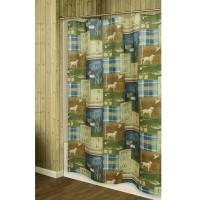 Live Love Lake Shower Curtains