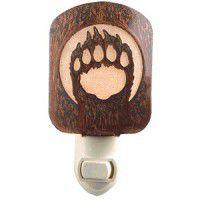 Bear Paw Night Light -Limited Edition