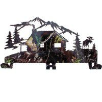 Moose Mountain Coat Rack - DISCONTINUED