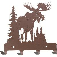 Northern Territory Moose Wall Hook-DISCONTINUED
