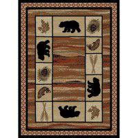 Vogel Bear Area Rugs