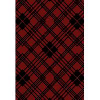 Scottsdale Plaid Area Rug