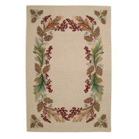 Glendale Pine Cone Area Rugs