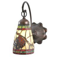 Pinecone Dome Wall Sconce