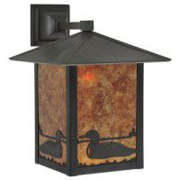 Seneca Loon Outdoor Lantern