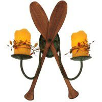 Paddle Wall Sconce