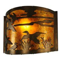 Duck Harbor Wall Sconce