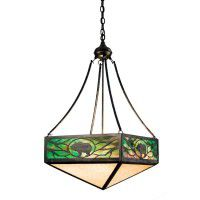 Grizzly Bear Pendant Light