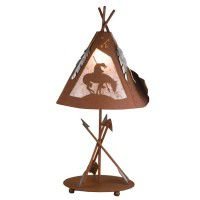Trail's End Table Lamp