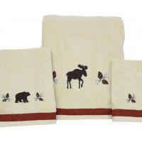 North Ridge Cabin Towels