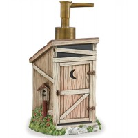 Outhouse Soap/Lotion Dispenser
